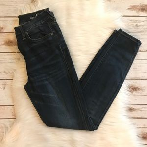"""J CREW LOOKOUT HIGH RISE SKINNY JEANS SIZE 26"""""""